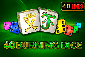 40 Burning Dice